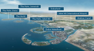 dubai waterfront real estate